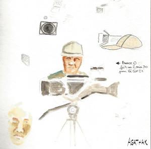 1307 caméra france O
